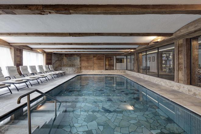 Hotel Tyrol - Selva di Val Gardena - Piscina