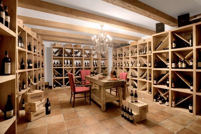Hotel Tyrol - Selva di Val Gardena - Bar