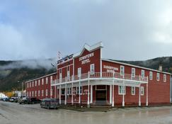 Canadas Best Value Inn Downtown Hotel Dawson City - Dawson City - Κτίριο