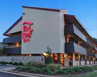 Red Roof Inn Hampton Coliseum & Convention Center - Hampton - Building
