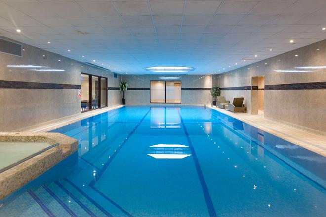 Best Western Plus The Connaught Hotel - Bournemouth - Pool