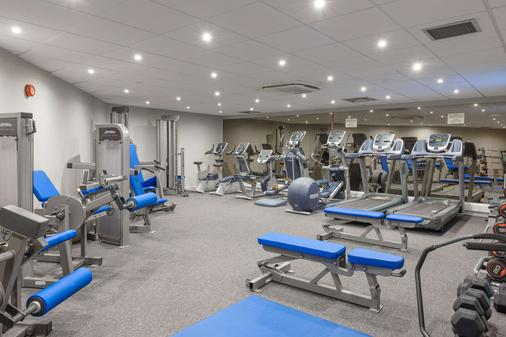 Best Western Plus The Connaught Hotel - Bournemouth - Gym