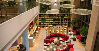 ibis xi'an North Second Ring Weiyang Rd Hotel - Xi'an - Lobby