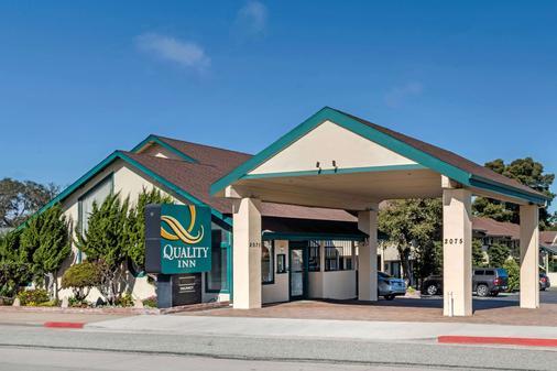 Quality Inn - Monterey - Rakennus