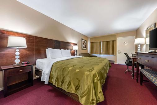 Quality Inn - Monterey - Makuuhuone