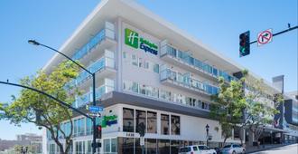 Holiday Inn Express San Diego Downtown - San Diego - Bygning