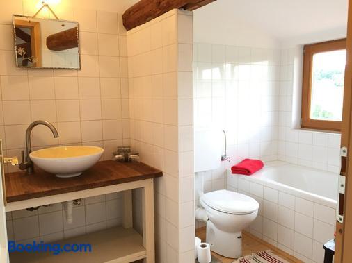 Mala Kmetija - Slovenske Konjice - Bathroom