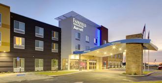 Fairfield Inn & Suites by Marriott Bakersfield North/Airport - Bakersfield