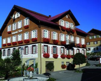 Landgasthof Rössle - Beim Kräuterwirt - Isny im Allgäu - Building
