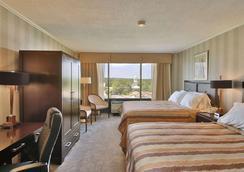 Ramada Hotel & Conf Center by Wyndham, Augusta Downtown - Augusta - Bedroom