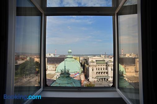 Five Points Square City Center - Belgrade - Balcony