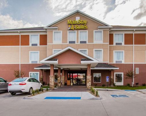 MainStay Suites - 格蘭島 - Grand Island - 建築
