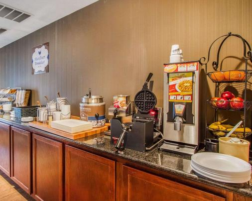 MainStay Suites - Grand Island - Buffet