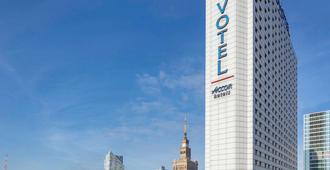 Novotel Warszawa Centrum - Warsaw - Building