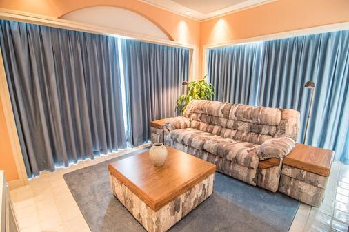 Hyatt Regency Saipan - Garapan - Living room
