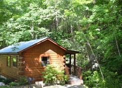 Panther Creek Cabins - Cherokee - Extérieur