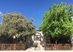 Casa Monevang - Cuatrociénegas de Carranza - Vista del exterior