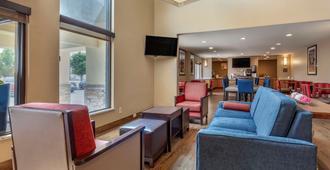 Comfort Inn and Suites Albuquerque Downtown - Albuquerque - Lobby