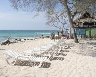 The Pacho Lay - Barú - Beach