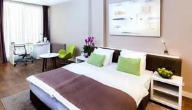 Adresa Suites - Belgrade - Bedroom
