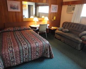Airport Inn Motel & RV Park - Quesnel - Slaapkamer