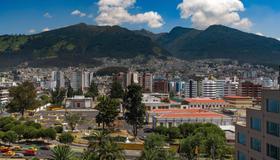 JW Marriott Hotel Quito - Quito - Vista esterna