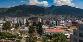 JW Marriott Hotel Quito - Quito - Vista externa