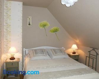 Jardin du Levant - Combourg - Bedroom