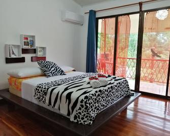 Casas Sol - Puerto Viejo de Sarapiquí - Schlafzimmer