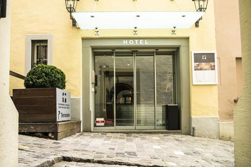 Boutique Hotel Weisses Kreuz - Lucerna - Edificio
