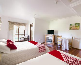 OYO Imperial Parque Hotel - Nova Petrópolis - Bedroom