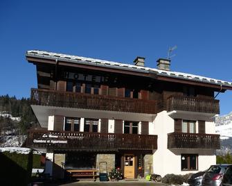 La Barme - Les Houches - Building