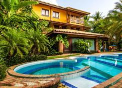 珊瑚街旅館 - 馬妲德聖約翰 - 馬塔德圣若昂 - 游泳池