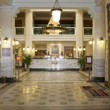 The Clifton - Charlottesville - Lobby
