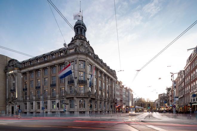 art otel amsterdam by Park Plaza - Amsterdam - Rakennus