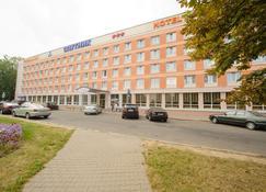 Sputnik - Minsk - Edificio