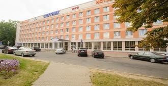Sputnik - Minsk - Building