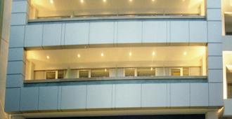 Hermes Hotel - Atenas - Edificio