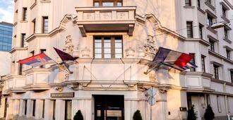 Mercure Belgrade Excelsior - Belgrado - Edificio