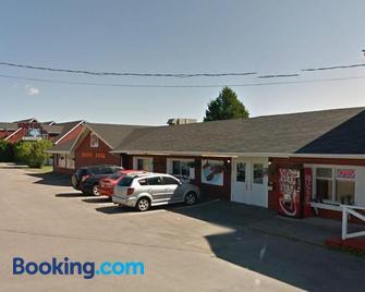 Hopewell Rocks Motel & Country Inn - Hillsborough - Gebäude