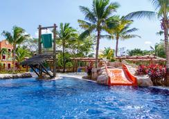 巴塞羅瑪雅殖民風酒店 - 式 - 艾克斯普哈 - 普拉亞卡門 - 游泳池