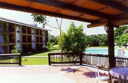 Hotel Ciudad Real Palenque - Palenque - Κτίριο