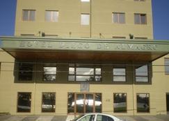 Diego De Almagro Valdivia Hotel - Вальдивия - Здание