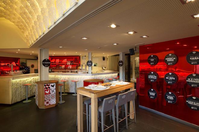 NH Collection Madrid Paseo del Prado - Madrid - Restaurant