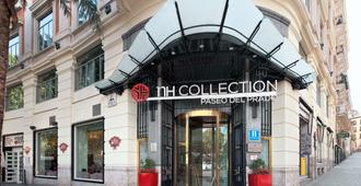NH Collection Madrid Paseo del Prado - Madrid - Bangunan