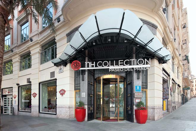 NH Collection Madrid Paseo del Prado - Madrid - Rakennus