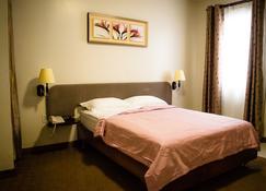 ジェス ホテル - パラマリボ - 寝室
