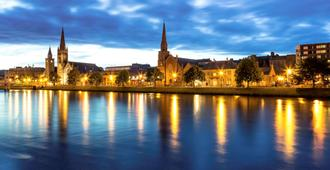 Mercure Inverness Hotel - Inverness - Utsikt