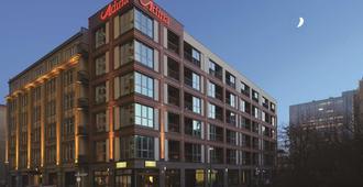 أدينا أبارتمنت هوتل برلين تشك بوينت شارلي - برلين - مبنى