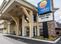 Comfort Inn & Suites at Dollywood Lane - Pigeon Forge - Building